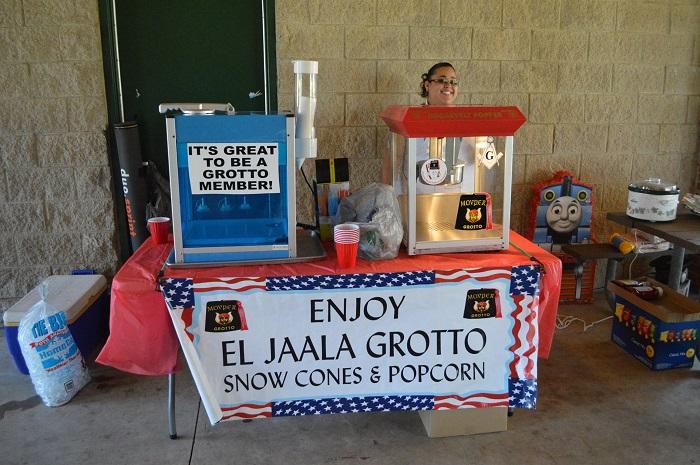 El Jaala Snow Cone & Popcorn Crew